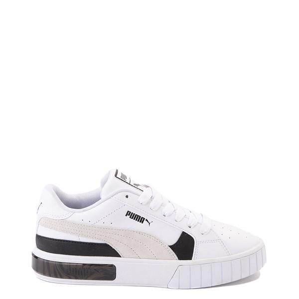 Main view of Womens Puma Cali Star Athletic Shoe - White / Black / Gray