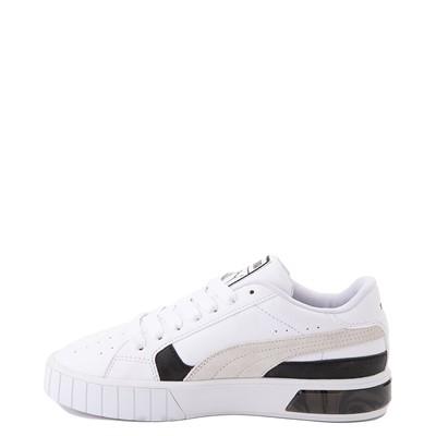 Alternate view of Womens Puma Cali Star Athletic Shoe - White / Black / Gray