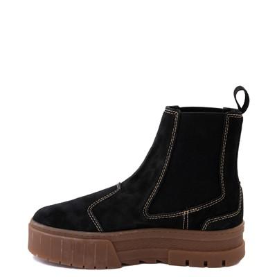 Alternate view of Womens Puma Mayze Platform Chelsea Boot - Black