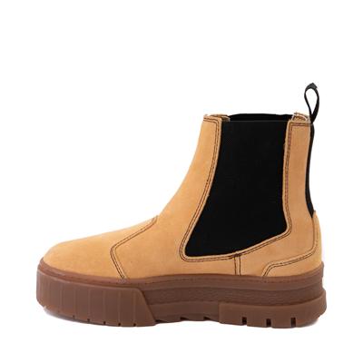 Alternate view of Womens Puma Mayze Platform Chelsea Boot - Wheat