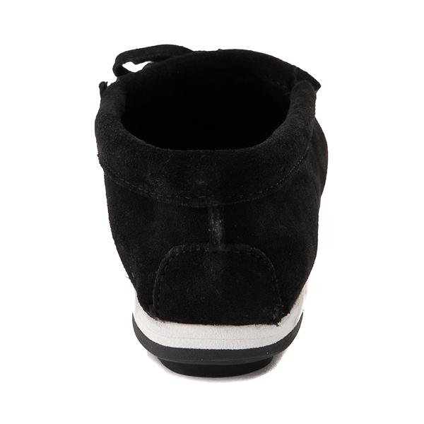alternate view Womens Minnetonka Kilty Plus Casual Shoe - BlackALT4