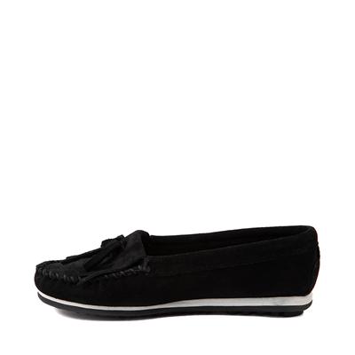 Alternate view of Womens Minnetonka Kilty Plus Casual Shoe - Black