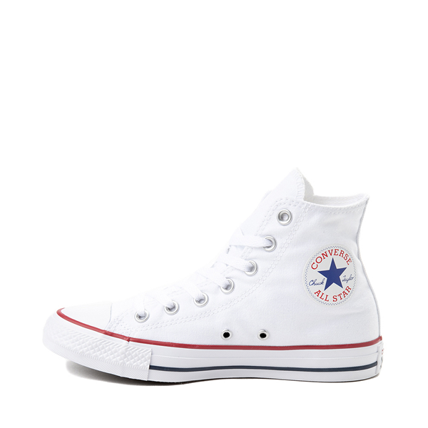 alternate view Converse Chuck Taylor All Star Hi Sneaker - Optical WhiteALT1