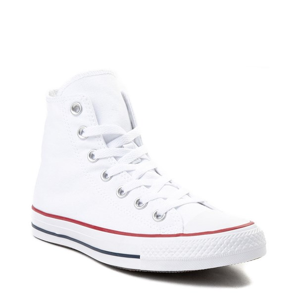 alternate view Converse Chuck Taylor All Star Hi Sneaker - Optical WhiteALT1B