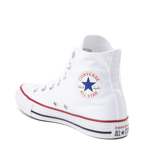 alternate view Converse Chuck Taylor All Star Hi Sneaker - Optical WhiteALT2