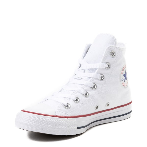 alternate view Converse Chuck Taylor All Star Hi Sneaker - Optical WhiteALT3