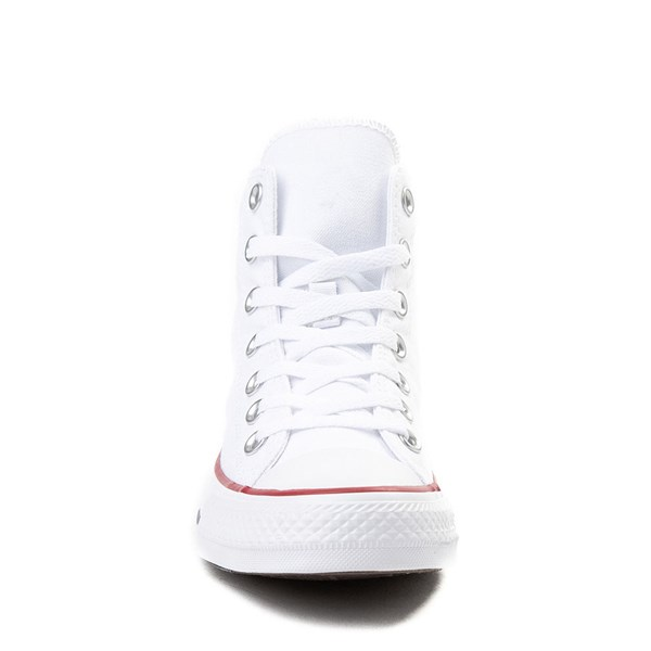 alternate view Converse Chuck Taylor All Star Hi Sneaker - Optical WhiteALT4