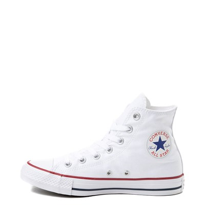 Alternate view of Converse Chuck Taylor All Star Hi Sneaker - White