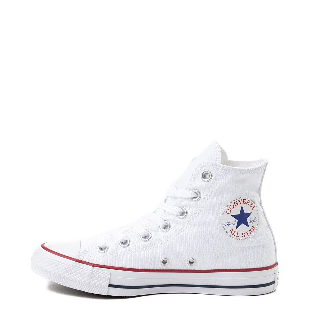 all star converse white