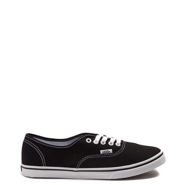 Vans Authentic Lo Pro Skate Shoe - Black