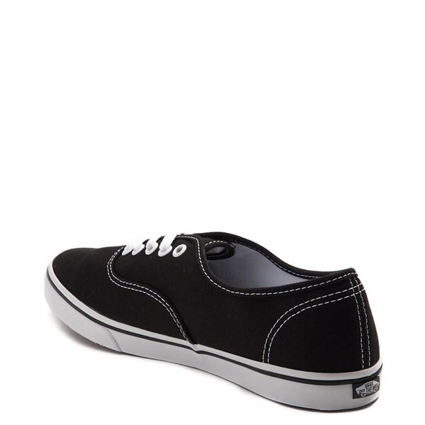 alternate view Vans Authentic Lo Pro Skate Shoe - BlackALT2