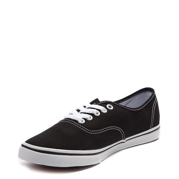 alternate view Vans Authentic Lo Pro Skate Shoe - BlackALT3