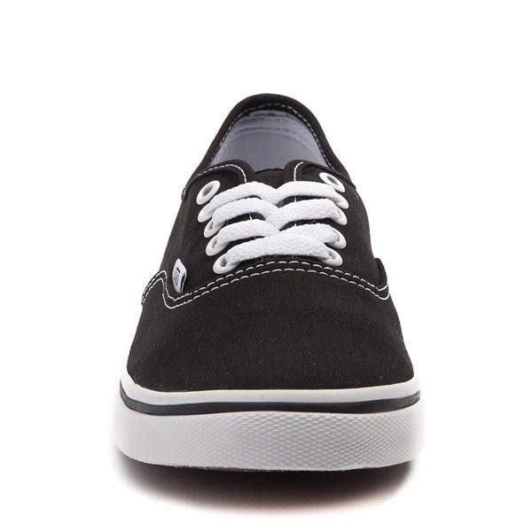 alternate view Vans Authentic Lo Pro Skate Shoe - BlackALT4