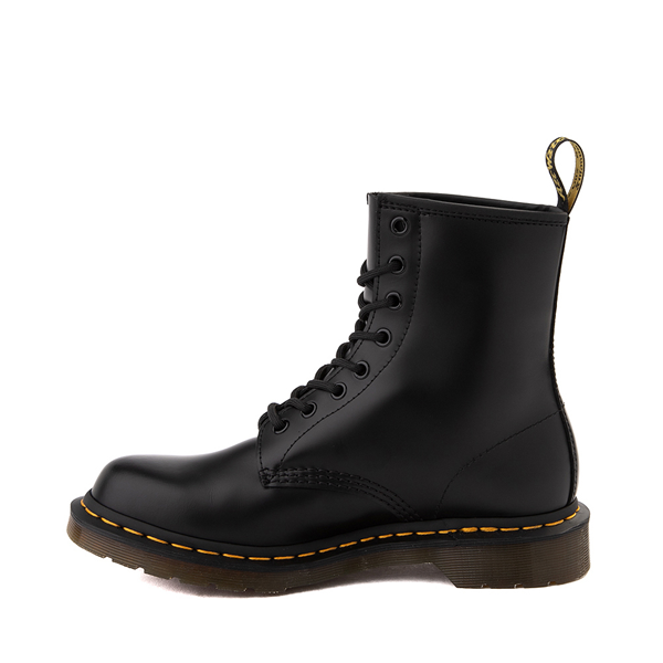 alternate view Womens Dr. Martens 1460 8-Eye Boot - BlackALT1