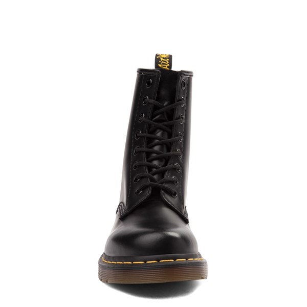 alternate view Womens Dr. Martens 1460 8-Eye Boot - BlackALT4
