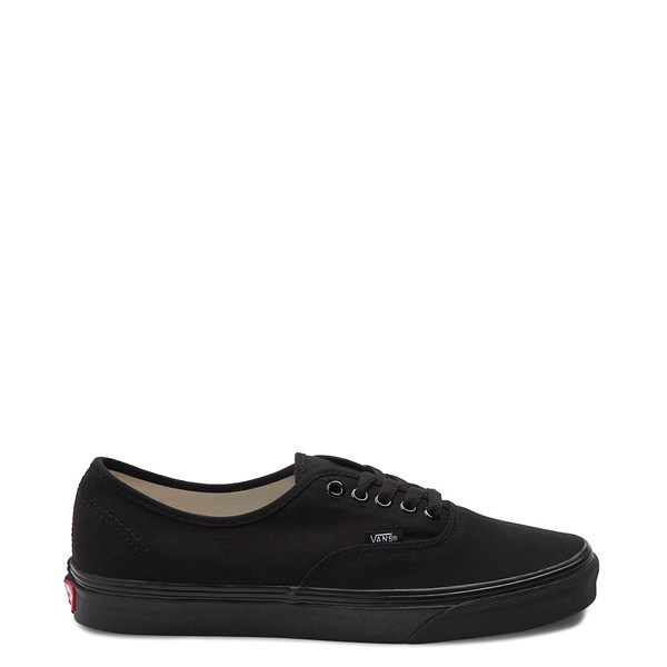 Default view of Vans Authentic Skate Shoe - Black Monochrome