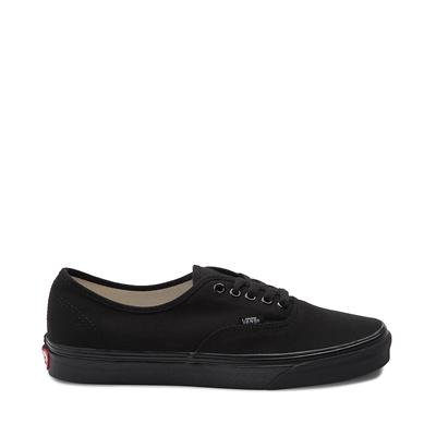 Vans Authentic Skate Shoe - Black Monochrome | Journeys