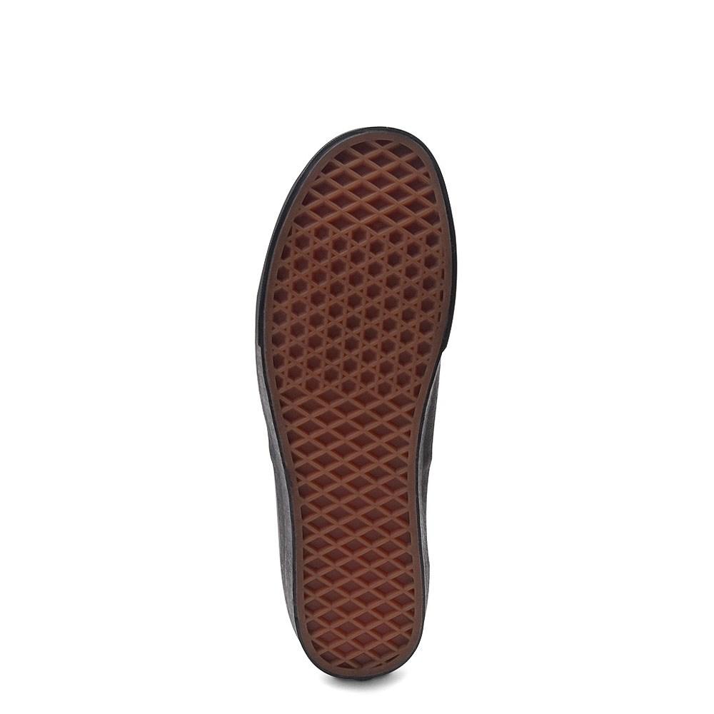 Vans Authentic Skate Shoe Black Monochrome