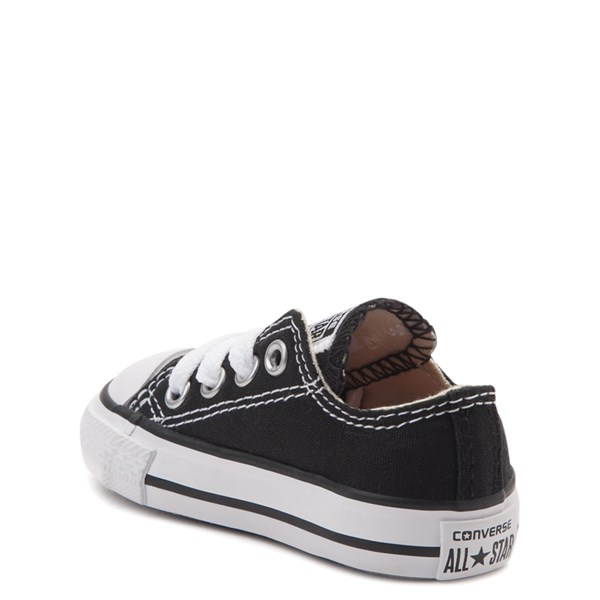 alternate view Converse Chuck Taylor All Star Lo Sneaker - Baby - BlackALT2