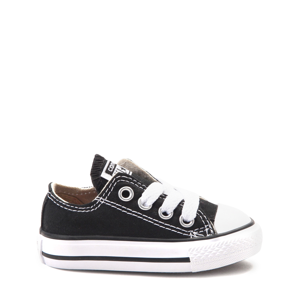 Converse Chuck Taylor All Star Lo Sneaker - Baby - Black
