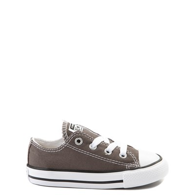Main view of Converse Chuck Taylor All Star Lo Sneaker - Baby / Toddler - Gray
