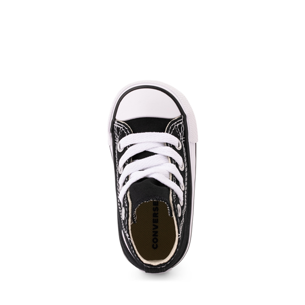 alternate view Converse Chuck Taylor All Star Hi Sneaker - Baby / Toddler - BlackALT2
