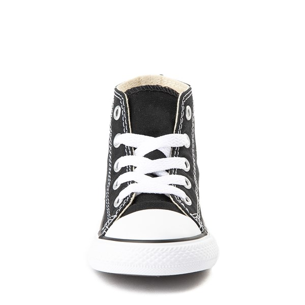 alternate view Converse Chuck Taylor All Star Hi Sneaker - Baby / Toddler - BlackALT4