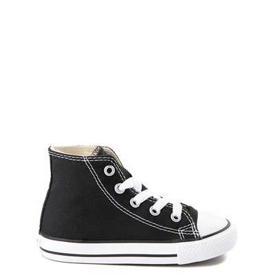 Main view of Converse Chuck Taylor All Star Hi Sneaker - Baby / Toddler - Black