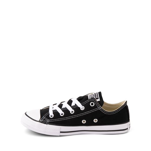 alternate view Converse Chuck Taylor All Star Lo Sneaker - Little Kid - BlackALT1
