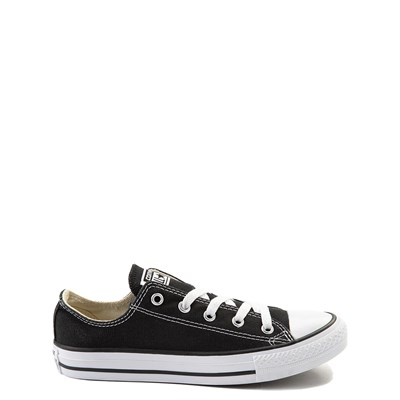Main view of Youth Converse Chuck Taylor All Star Lo Sneaker in Black