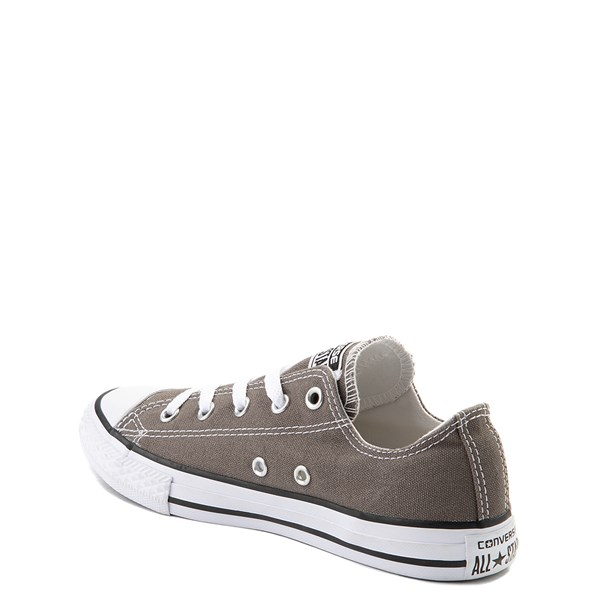 alternate view Converse Chuck Taylor All Star Lo Sneaker - Little Kid - GrayALT2