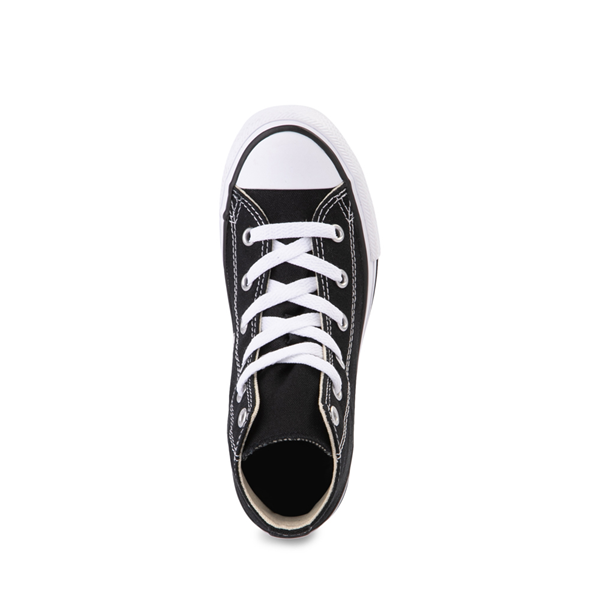 alternate view Converse Chuck Taylor All Star Hi Sneaker - Little Kid - BlackALT2