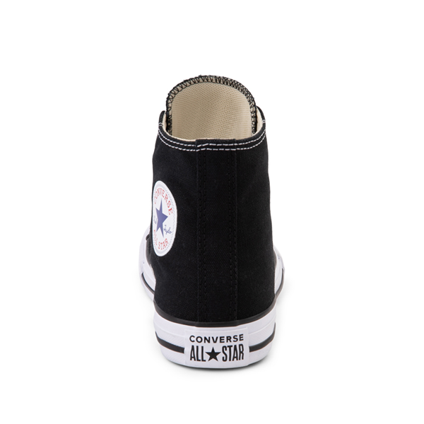 alternate view Converse Chuck Taylor All Star Hi Sneaker - Little Kid - BlackALT4