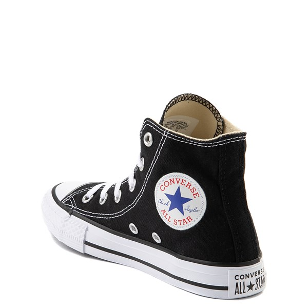 alternate view Converse Chuck Taylor All Star Hi Sneaker - Little KidALT2