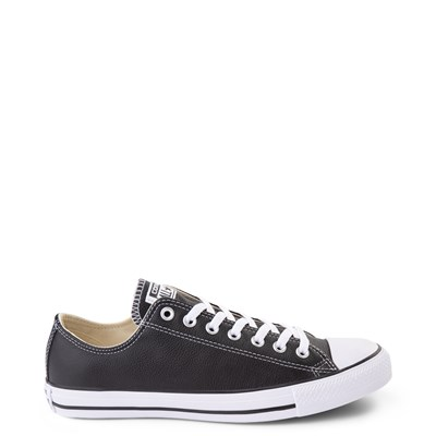 Main view of Converse Chuck Taylor All Star Lo Leather Sneaker - Black