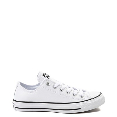 Main view of Converse Chuck Taylor All Star Lo Leather Sneaker - White