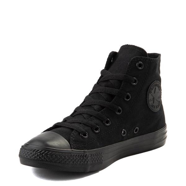 alternate view Converse Chuck Taylor All Star Hi Mono Sneaker - Little KidALT3