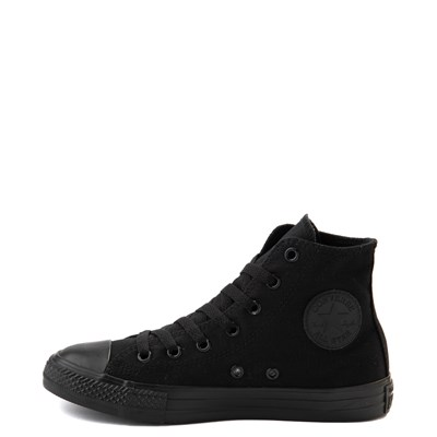 Alternate view of Converse Chuck Taylor All Star Hi Mono Sneaker - Little Kid