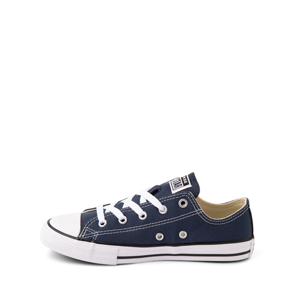 alternate view Converse Chuck Taylor All Star Lo Sneaker - Little Kid - NavyALT1