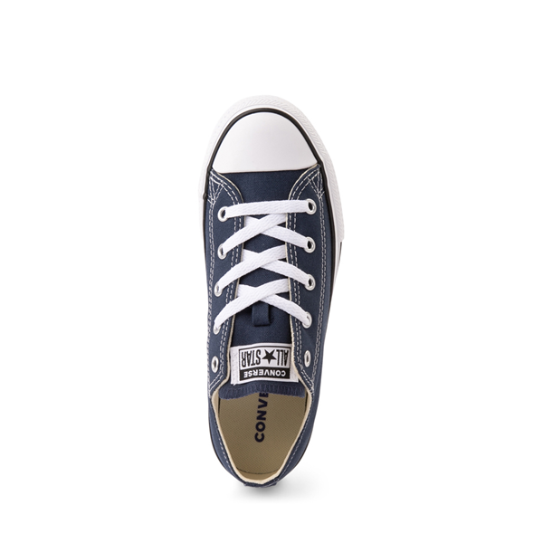 alternate view Converse Chuck Taylor All Star Lo Sneaker - Little Kid - NavyALT2