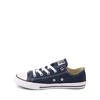 Alternate view of Converse Chuck Taylor All Star Lo Sneaker - Little Kid - Navy