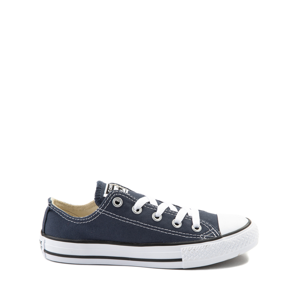 Converse Chuck Taylor All Star Lo Sneaker - Little Kid - Navy