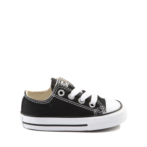 Main view of Converse Chuck Taylor All Star Lo Sneaker - Baby / Toddler - Black