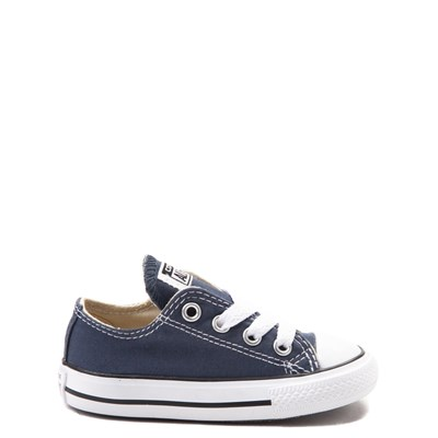 Main view of Converse Chuck Taylor All Star Lo Sneaker - Baby / Toddler - Navy