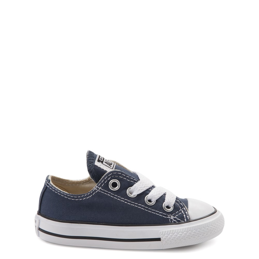 Converse Chuck Taylor All Star Lo Sneaker - Baby / Toddler - Navy
