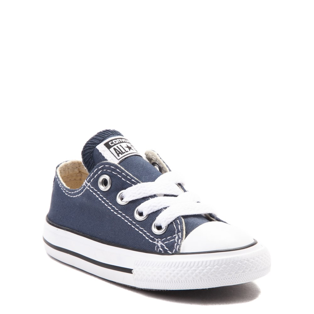 Converse Chuck Taylor All Star Lo Sneaker Baby Toddler Navy