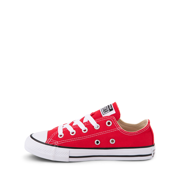 alternate view Converse Chuck Taylor All Star Lo Sneaker - Little Kid - RedALT1
