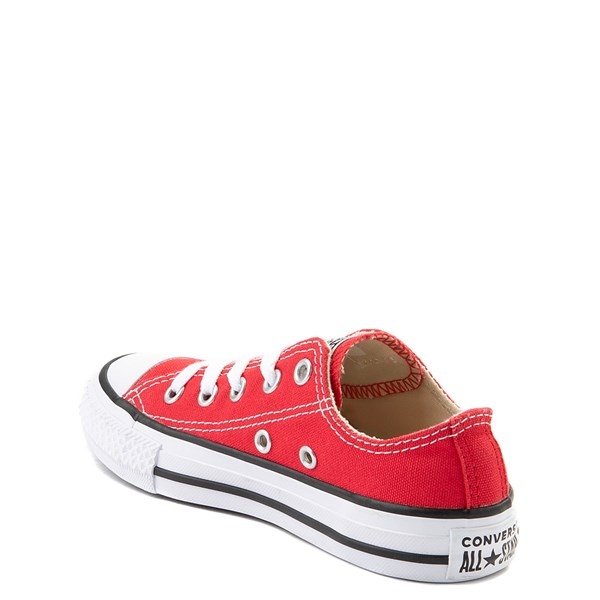 alternate view Converse Chuck Taylor All Star Lo Sneaker - Little Kid - RedALT2