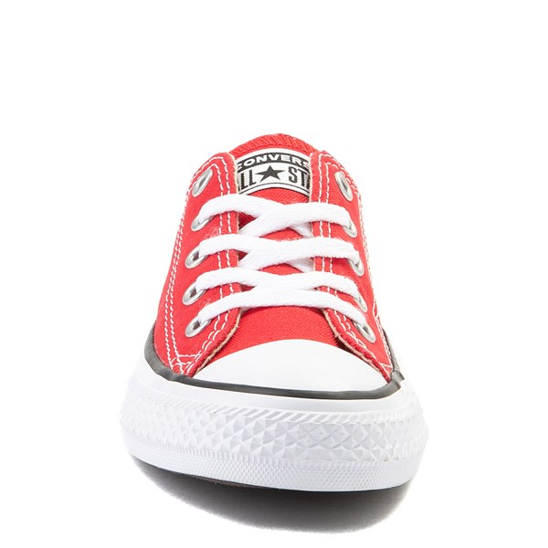 alternate view Converse Chuck Taylor All Star Lo Sneaker - Little Kid - RedALT4